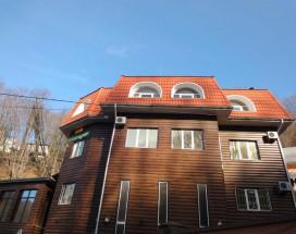 Гостевой дом Теплый Номерок | Туапсе | Парковка