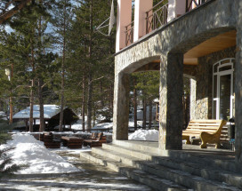 Балкария | Поляна Азау | Парковка | Катание на лыжах