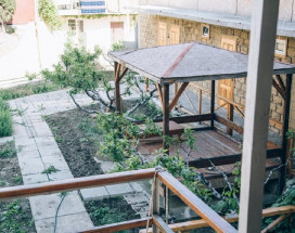 Гелиос мини отель | Крым | Судак | Парковка