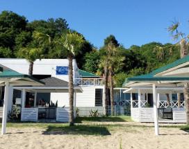 DEL MAR | Пицундра | пляж 1-я линия