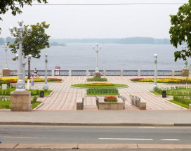 Бутик-отель Лофт | Самара | Парковка