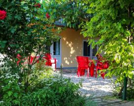 Гостеприимный Двор на Набережной | Марьино | пляж | Парковка