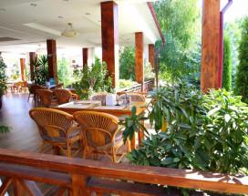 Talisman Village Hotel | Талисман | Бостери | о. Иссык-Куль | Парковка