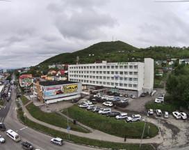 Авача | г. Петропавловск-Камчатский | Парковка |