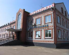 Central | Центральная | Рубцовск | р. Алей | Парковка