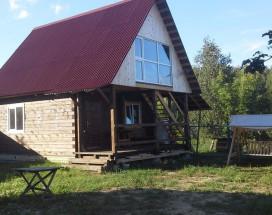 Forrest House | Форест Хаус | Горячий источник Верхний Бор | Деревня Решетникова | Парковка