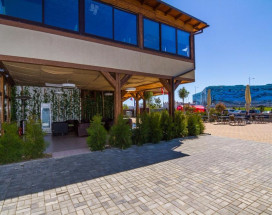 La Terrassa | Олимпийский парк Сочи | Черное море | Бассейн