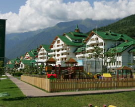 Поляна | Горнолыжный курорт Газпром | Эсто-Садок | Сауна | Бассейн