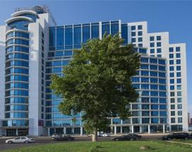 Qafqaz Baku City Hotel and Residences | Баку | Станция метро 20 январ | Парковка