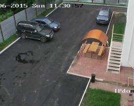 Подворье | Тула |  Парковка