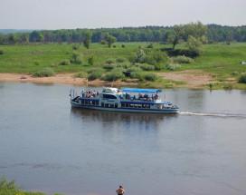 ЯКОРЬ - База отдыха и Коттеджи на Оке