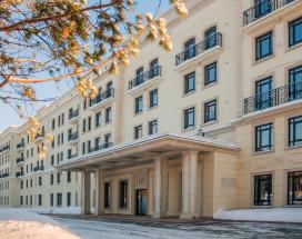 Резидент Жуковка Апарт-отель | Новосибирск | С завтраком