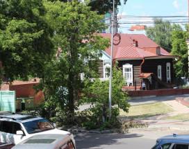 Бастон на Герцена | Томск | Парковка