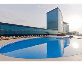 EUPHORIA BATUMI | Батуми | Конгресс-отель | 523 номера | Конференц-зал свыше 1100 человек