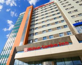 Hilton Garden Inn Volgograd | Хилтон Гарден Инн Волгоград | Парковка