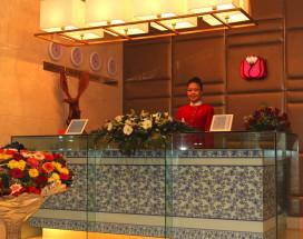 Soluxe Hotel Almaty | Алматы | Парковка