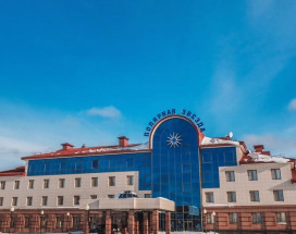 Полярная звезда | Усинск | Парковка