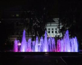 Большой Урал | Екатеринбург | Парковка