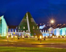 Югорская Долина Гостиничный комплекс | С завтраком | Парковка | Бассейн | Фитнес-центр