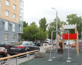Лазурь | Тверь | Парковка