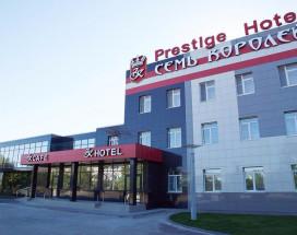 Prestige Hotel | Сеть Семь Королей | Волгоград | Парковка