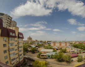 Дубрава | Оренбург | Парковка