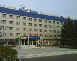 Кама | Нижнекамск | Парковка