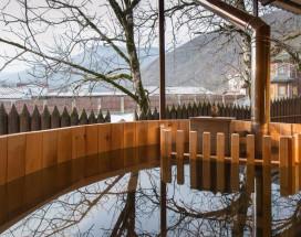 Бридж Маунтин Вилла | Bridge Mountain Villas | Эстосадок | Парковка