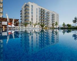 Апарт-отель Имеретинский Прибрежный квартал | Адлер | Парковка