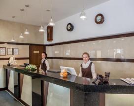 Дом Отель Классик   Красноярск   Парковка