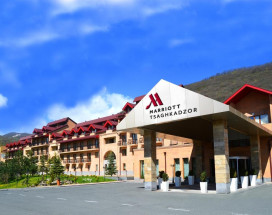 Tsaghkadzor Marriott Hotel | Цахкадзор | Парковка