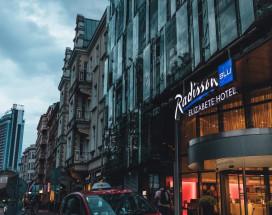 Radisson Blu Elizabete Hotel - Рига - Отличное Расположение