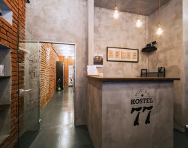 Loft Hostel77   м. Тверская   Wi-Fi
