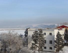 AZIMUT Отель Кызыл   г. Кызыл   Парковка