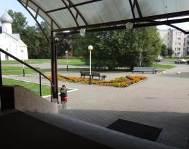 Новгородская | Великий Новгород | Парковка