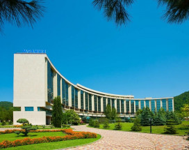 Ямал | Курортный комплекс Молния Ямал | Небуг | Парковка