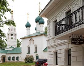 Достоевский | Ярославль | Парковка
