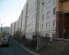 Грааль | Владивосток | Парковка