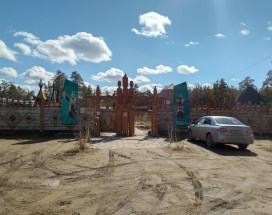 Хостел Этно-ЗАКРЫТ | Якутск | Парковка