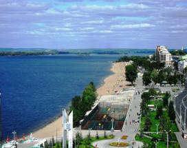 Россия | г. Самара | Парковка | Пляж