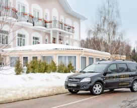 Золотая 7   Золотая Семерка   Домодедово   Парковка   Трансфер от и до аэропорта бесплатно