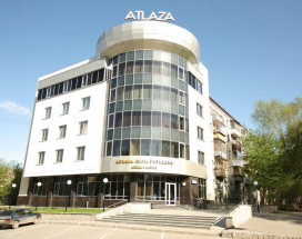 Атлаза Сити Резиденс | Екатеринбург | Парковка