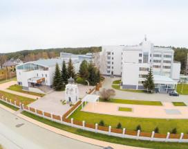 Parus Medical Resort & Spa | пос. Кудряшовский | Парковка