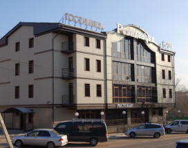 Резиденция | Улан-Удэ | Парковка