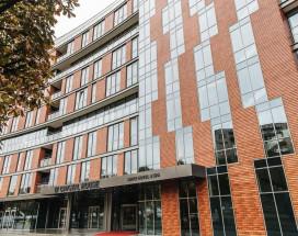 Crystal House Suite Hotel & SPA | Кристалл Хаус Сьют Хотел & Спа | Калининград | Парковка