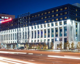 Hilton Garden Inn Astana | Астана | Парковка
