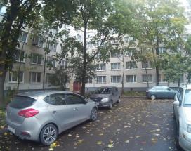Three Capitals | СПБ | м. Международная | Парковка