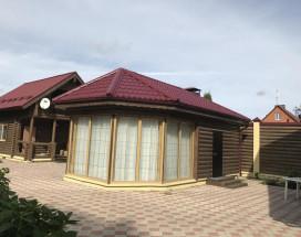 Дом с камином | Троицк | Парковка