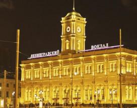 Drop Inn - отель капсула на Комсомольском вокзале