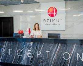 Азимут отель Пенза | Пенза | Парковка